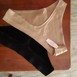 Victoria Secret thongs.